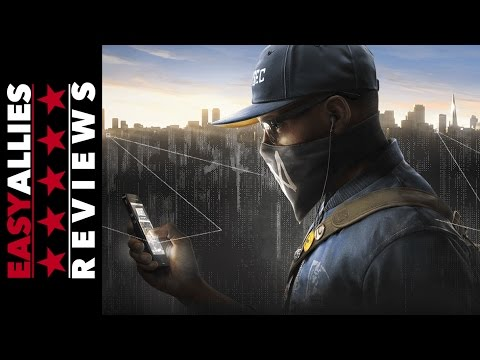 Watch Dogs 2 - Easy Allies Review - YouTube video thumbnail