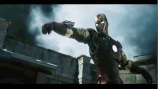 Get Back Up - Batman, Spider-Man, Iron Man