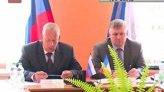 Губернатор провел в Парфино совещание по вопросам развития района