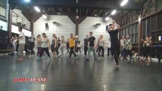 No Filter - Chris Brown   Choreography by James Deane