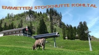preview picture of video 'Emmetten Stockhutte Kohltal'