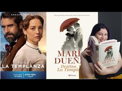 Destino La Templanza ?Livro X Série (com spoilers)?de Maria Dueñas