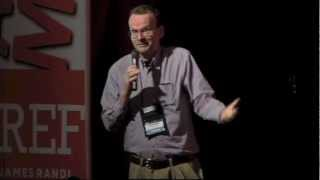 """Dave Gamble - """"How to Avoid Getting Sued for Libel"""" - TAM 2012"""