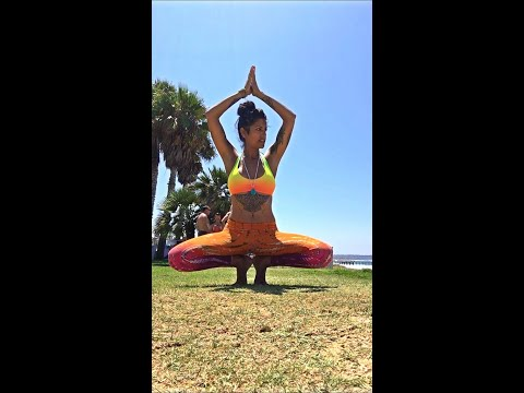 Manifest, Digest and Let it Rest: A 35 min. Creative Vinyasa Flow with Becca Pati