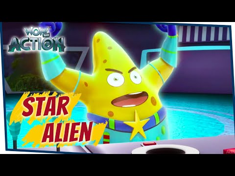 VIR: The Robot Boy Cartoon in Hindi - EP74A   Full Episode   Cartoons for Kids   Wow Kidz Action