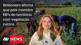 Hora H do Agro: Bolsonaro destaca agricultura brasileira em Assembleia-Geral da ONU