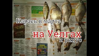 Отчет о рыбалка на карася в челябинской области