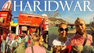 Великолепный город Харидвар|Священная Ганга|Омовения|По пути в Ришикеш|Haridwar|India
