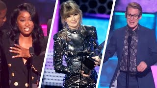2018 AMAs: The Most Memorable Moments of the Night!