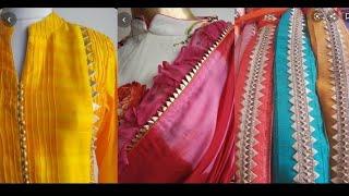 Samosa Lace Dress Designs 2020