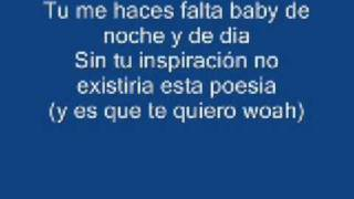 baby te quiero video lyrics