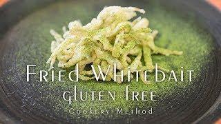 Fried Whitebait - Gluten Free - Crispy Tempura Whitebait