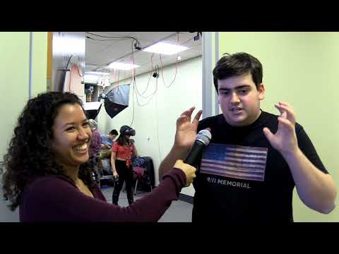 Students at Lake Forest College Experience the VirtualSpace