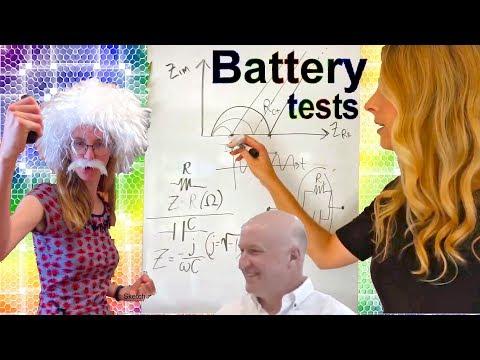 Batterie Zustandsdiagnostik & Testing | by Sophia Transistor