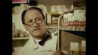 1960's Mr. Whipple Don't squeeze the Charmin Bath Tissue Toilet paper Commercial 2