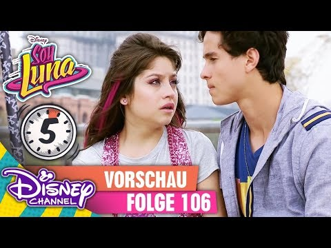 5 Minuten Vorschau - SOY LUNA Folge 106 || Disney Channel