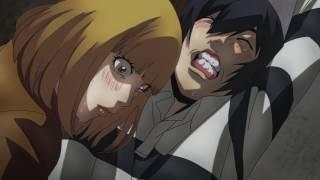 Отрывок из аниме (Школа-тюрьма)