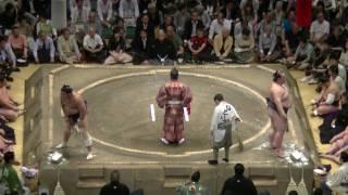 今日の稀勢の里/稀勢の里-栃煌山/2017.5.22/kisenosato-tochio^zan/day9#sumo