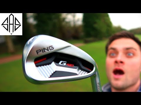 2019 PING G410 – IRON ONLY 9 HOLE REVIEW