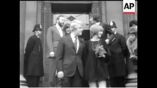 """Step Inside Love"" Cilla Black marries - 1969"
