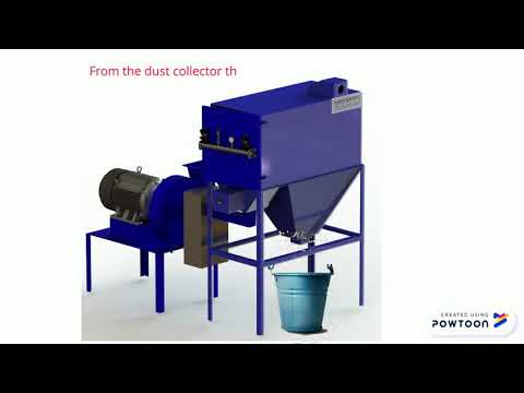 Automatic Filter Cleaning Machine