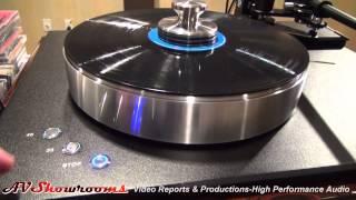 VPI Industries, VPI Classic Direct Turntable, Mat Weisfeld VPI