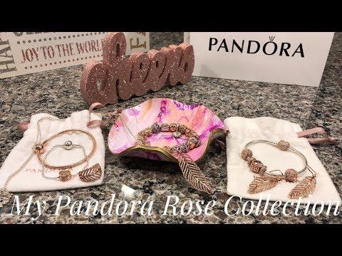 My Pandora Rose Collection
