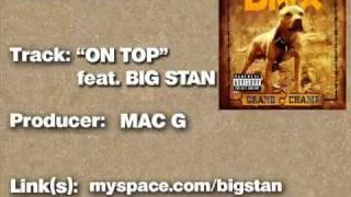DMX feat. Big Stan - On Top