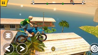 Trial Xtreme 4 #47 - THAILAND lvl 6-10 (Blue Sea Motocross) - Android Game On PC