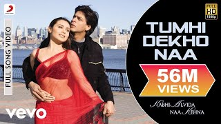 Tumhi Dekho Naa Full Video - KANK|Shahrukh Khan, Rani