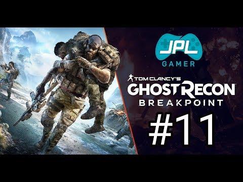 ❗ Ghost Recon Breakpoint ❗ #11 Podem jogar, que o jogo melhorou absurdamente após os patchs!!