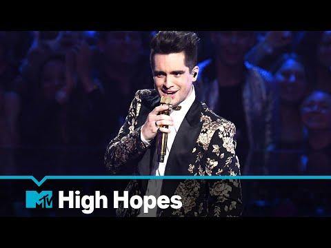 "Panic! At The Disco Perform ""High Hopes"" MTV VMAs | Live Performance"