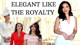 How To Dress Elegant And Polished Like The Royalty ? Kate Middleton, Megan Markle...