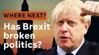 Has Brexit broken politics forever?