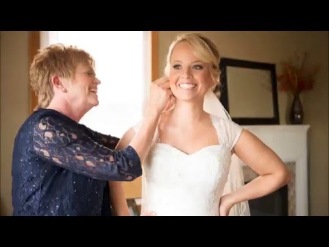 Stop Motion: Mary and Jeff's Wedding in 60 seconds