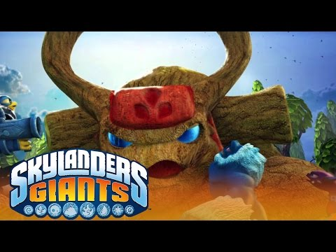 Видео № 0 из игры Skylanders: Giants - Booster Pack [3DS]