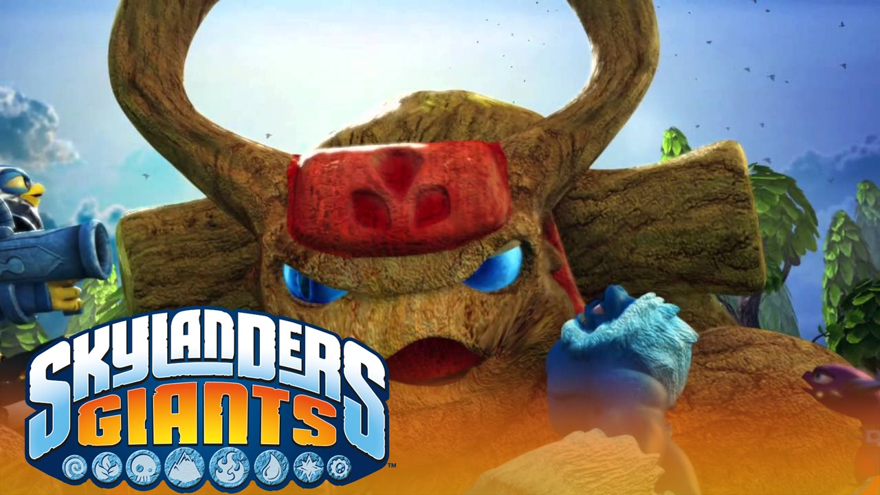 Do Not Show Your Children This Trailer For Skylanders Giants