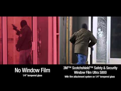 3m Paint Protection Film >> Increase Your Security with New 3M ScotchShield Ultra S800 Window Film | Interwest Distribution ...