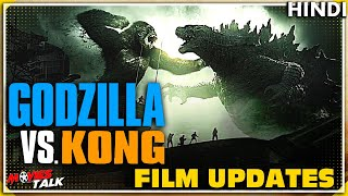 Godzilla Vs Kong : Trailer Release & Film Updates [Explained In Hindi]