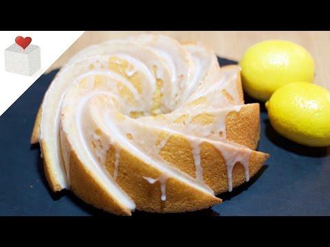 Bundt Cake de Limón | Azúcar con Amor