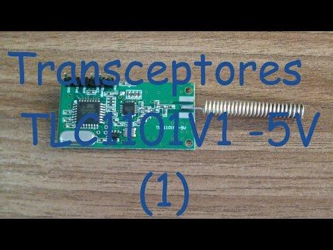 Transceptores TLC1101V1-5V (1)