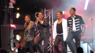 The Jacksons - Feel It/Blame It on the Boogie/Rock With You (Live at Just For Laughs Montreal)