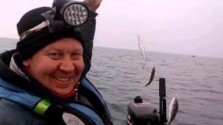 Рыбалка в каче