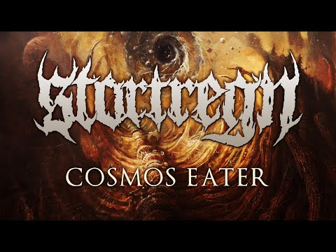 STORTREGN - Cosmos Eater [Official Lyric Video]