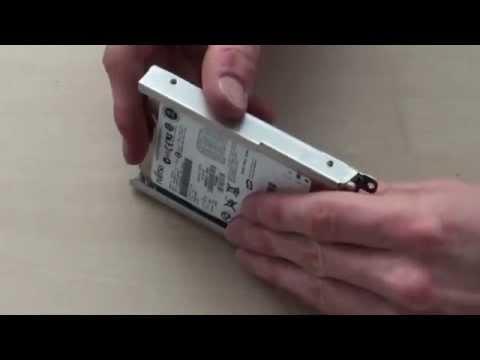 2,5 Zoll Festplatten Tausch SATA (Notebook / Laptop)