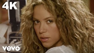 Shakira - Hips Don't Lie  Music  Ft. Wyclef Jean