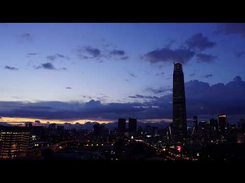Timelapse of Kuala Lumpur City during sunset | A7 Sony FE 24mm F1.4 GM