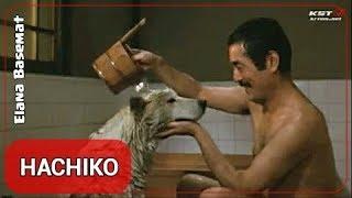 "HACHIKO Monogatari 1987 Film {5/11} ""Japanese Version"" [With ENGLISH & SPANISH SUBTITLES] ©©"
