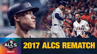 Yankees-Astros: A lookback at their EPIC 2017 ALCS