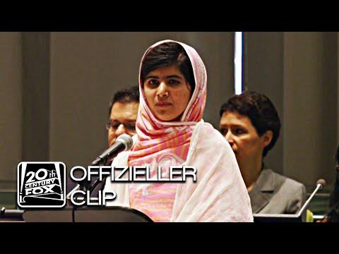 Malala - Ihr Recht auf BildungUN-RedeClip Deutsch German HD Malala Yousafzai
